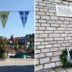Συμβολικές τιμές στην Δερβέκιστα για το πέρασμα των Εξοδιτών του Μεσολογγίου