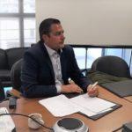 Τηλεδιάσκεψη για τη χοιροτροφία στη Δυτική Ελλάδα