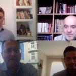 Συνέντευξη Γιώργου Στύλιου, Τρύφωνα Αλεξιάδη και Σπύρου Καρανικόλα με αναφορές στην Αιτωλοακαρνανία
