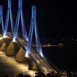 Φωταγωγείται απόψε η Γέφυρα «Χαρίλαος Τρικούπης»