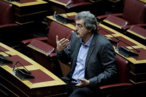 Ο Παύλος Πολάκης «ξεσκεπάζει» διάταξη που επιχειρεί να «κουκουλώσει» τα σκανδαλώδη πεπραγμένα της 6ης ΥΠΕ