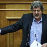 Ερώτηση Παύλου Πολάκη για τις σκανδαλώδεις προμήθειες της 6ης ΥΠΕ