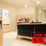 Τα καταστήματα ΙQOS πιστοποιήθηκαν ως «CoVid-Shield»