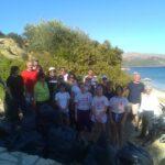 Με μεγάλη συμμετοχή η εθελοντική δράση του καθαρισμού των ακτών στον Αστακό