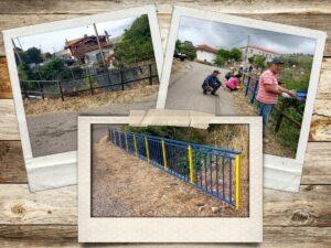 Δράση ευπρεπισμού στα γεφύρια του Αρχοντοχωρίου από τον Πολιτιστικό-Περιβαλλοντικό Σύλλογο «Η Ζάβιτσα»