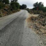 Σε άθλια κατάσταση ο δρόμος Πλατυγιάλι-Αστακός