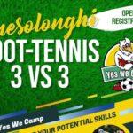 Το 1ο Τουρνουά Football Tennis στο Μεσολόγγι είναι γεγονός