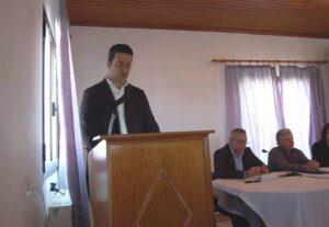 Ερώτηση Γιώργου Παπαδόπουλου στο Δημοτικό Συμβούλιο για τις συχνές διακοπές νερού στη Γουριά
