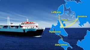 Τα δρομολόγια του «Ionion Pelagos» από Αστακό για Ιθάκη και Κεφαλονιά για το καλοκαίρι του 2020