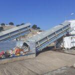 Ξεκίνησε η λειτουργία του Σταθμού Μεταφόρτωσης Απορριμάτων στον Αστακό