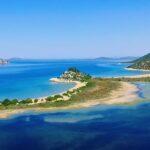 Μικρή και μεγάλη Σκροφοπούλα, δύο φανταστικές αμμώδεις παραλίες δίπλα στον Λούρο