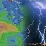 «Ιανός»: Τι είναι ο μεσογειακός κυκλώνας που «απειλεί» την Αιτωλοακαρνανία