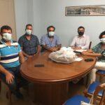 Συνάντηση Δημάρχου Ξηρομέρου με τον Σύλλογο Αλιέων Αστακού
