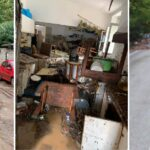 Τεράστιες καταστροφές σε Αγρίνιο, Θέρμο και Ορεινή Ναυπακτία