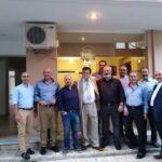H Α' ΕΛΜΕ Αιτωλοακαρνανίας μπήκε στο νέο «σπίτι» της στο Μεσολόγγι