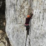 Αναρρίχηση στο Φαράγγι του Μπουζουνίκου στην Κοιλάδα Αχελώου