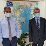 Συνάντηση του Κώστα Καραγκούνη με τον Διοικητή της 6ης ΥΠΕ για την ενίσχυση του Κέντρου Υγείας Κατούνας