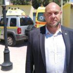 Έκτακτη επίσκεψη Προέδρου του ΕΚΑΒ στην Αιτωλοακαρνανία