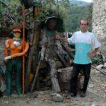 Παύλος Κοκορόσκος: Ο μοναδικός κάτοικος στη Δρομίστα που γέμισε το χωριό με έργα τέχνης