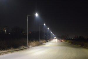 Ενίσχυση ηλεκτροφωτισμού σε καίρια σημεία του Δήμου Ι.Π. Μεσολογγίου