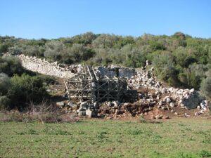 «Πράσινο» φως για επισκευή της αυλόπορτας του αρχαιολογικού χώρου Παλαιομάνινας