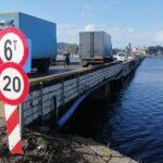 Γιοφύρια Αιτωλικού: Απαγόρευση οχημάτων άνω των έξι τόνων και κουραφέξαλα
