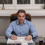 Η εισήγηση του Βασ. Φωτάκη για τον Προϋπολογισμό του 2021 στο Δήμο Αγρινίου