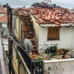 Μεγάλες ζημιές από ανεμοστρόβιλο που «σάρωσε» τον Αστακό