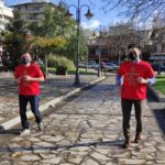 Η Ακτίνα Εθελοντισμού συμμετέχει στο «2o Agrinio Santa Run»