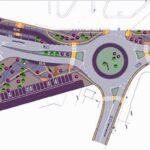 Στην τελική ευθεία η ανάπλαση των οδών Ναυπάκτου-Παπαδιαμαντοπούλου στο Μεσολόγγι