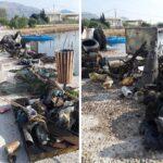 Εθελοντικός καθαρισμός στο λιμανάκι του Αιτωλικού