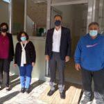 Επίσκεψη Σπήλιου Λιβανού σε ειδικά σχολεία Αιτωλοακαρνανίας