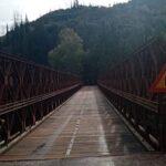 Σε λειτουργία ξανά η γέφυρα Μπανιά
