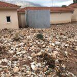Μεγάλες ζημιές στο Δήμο Ξηρομέρου από έντονη νεροποντή