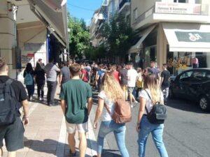 Δήλωση της κ. Χριστίνας Σταρακά για την επανεκκίνηση του εμπορίου και των επιχειρήσεων