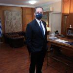 Η πρώτη δήλωση του Αιτωλοακαρνάνα Υπουργού Σπήλιου Λιβανού