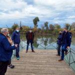 Επισκέψεις στα χωριά του Δήμου από τον Δήμαρχο Κώστα Λύρο