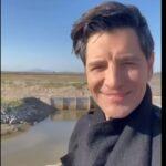Ο Σάκης Ρουβάς στο Μεσολόγγι για το νέο του Video Clip!