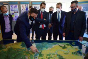 Έργα ύψους 21,4 εκ. € στη Λιμνοθάλασσα Αιτωλικού – Μεσολογγίου