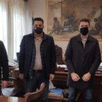 Συνάντηση των Πυροσβεστών με το Δήμαρχο Αγρινίου για την ενίσχυση και μετεγκατάσταση της Πυροσβεστικής