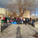 Ναύπακτος: Oι «Save Your Hood» καθάρισαν την παραλία του Γριμπόβου