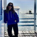 Στο Μεσολόγγι η Δέσποινα Βανδή για τα γυρίσματα της εκπομπής «My Greece»