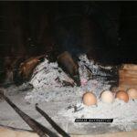 Αυγά στη χόβολη: Το έθιμο της Αποκριάς στη Μηλιά Ναυπακτίας