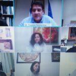 Με απόλυτη επιτυχία η τηλεδιάσκεψη για την Ελληνική Επανάσταση στη Δυτική Ρούμελη