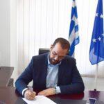 Έργα ύδρευσης ύψους άνω των 40 εκατ. ευρώ με απόφαση του Περιφερειάρχη Νεκτάριου Φαρμάκη