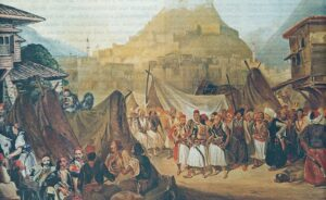 Το μήνυμα του Δημάρχου Ναυπακτίας Βασίλη Γκίζα για την ιστορική Επέτειο της Απελευθέρωσης της Ναυπάκτου