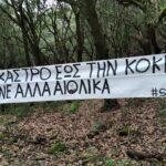 Καταγγελία Πολιτών της Ναυπακτίας για την ΜΠΕ του Όρους Άγιος Κωνσταντίνος
