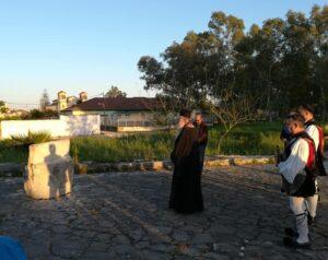 Ο Σύλλογος Πανηγυριστών «Ο Άη Συμιός» κατέθεσε στεφάνι στο μνημείο της ντάπιας «Λουνέττας»