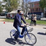 Στη διάθεση των πολιτών τα ηλεκτρικά ποδήλατα του Δήμου Αγρινίου