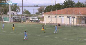 Απίστευτο fair play σε αγώνα γυναικείου ποδοσφαίρου στο Μεσολόγγι (vid)